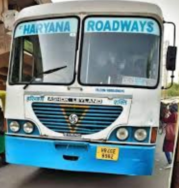 Roadways Bus timetable Jaipur to Panchkula New