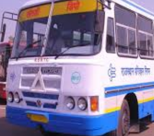 Rajasthan Roadways Bus time table